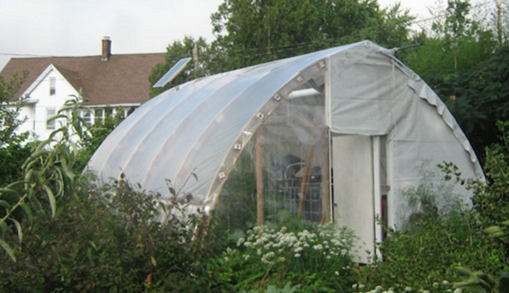 Photo of Bioshelters for Year-Round Food Production