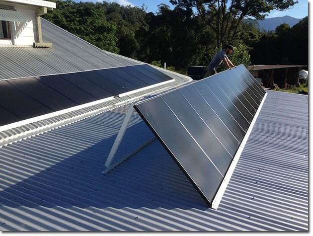 Solar-Shed-Roof