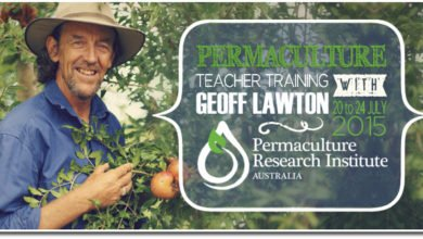 Photo of Permaculture Teacher Training Course with Geoff Lawton