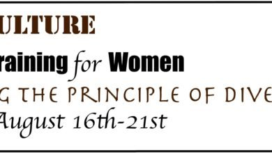 Photo of Permaculture Teacher Training for Women