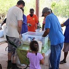 Garl Garl Walbu, a Community-run Shelter in Western Australia