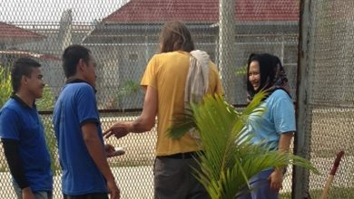 Photo of Permaculture in Prison