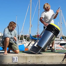 Cleaning the Oceans, One Marina at a Time
