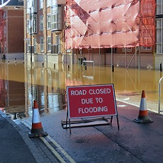 Despite UK Flooding, a Yorkshire Town Remains Dry