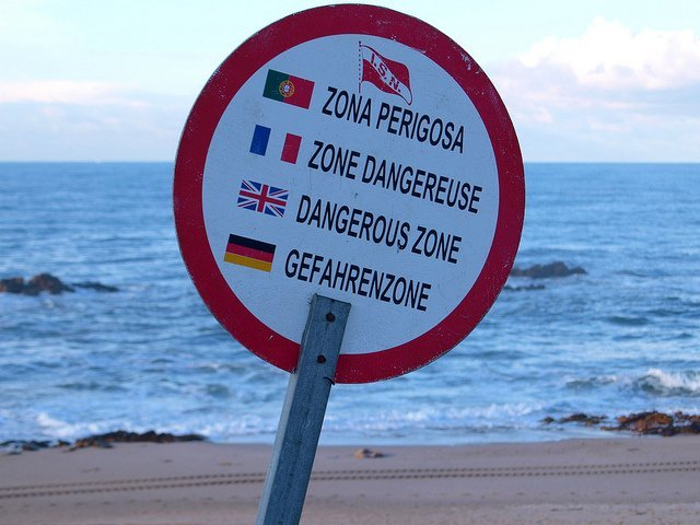 Danger Zone (Courtesy of Michael Gil)