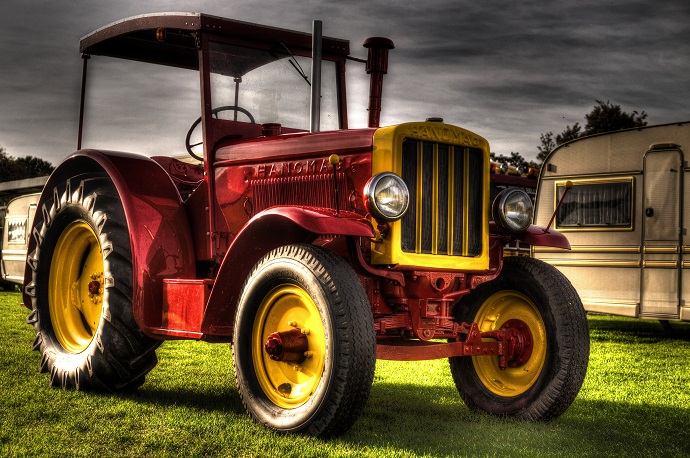 agriculture-tractor