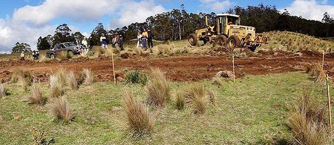Mogendoura Earthworks 1 Year On  feat
