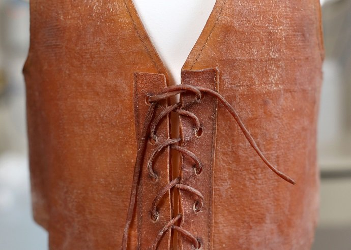 Vest prototype. Image credit: Christopher Gannon