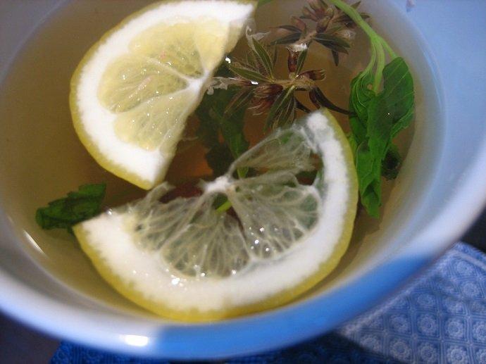 Herbal Tea (Courtesy of Charles Kremenak)