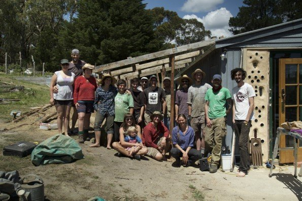 Residencies available at the Wurruk'an Ecovillage and Permaculture Farm (Victoria) 02