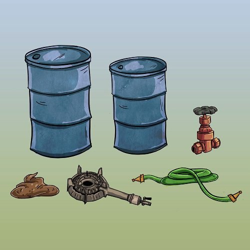 Making Biogas is Easy 01