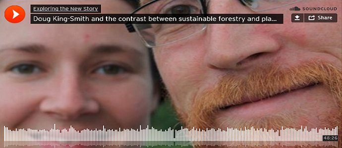 Podcast - the contrast between sustainable forestry and planning law - a live case