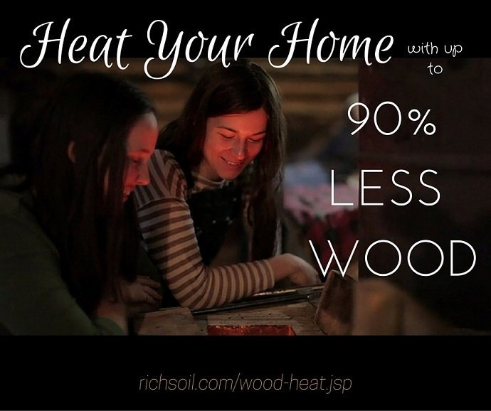 Heat Your Home with Less Wood 01
