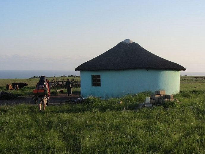 Image Attribution: Huts in Pondoland: Megan Beckett BY CC 3.0