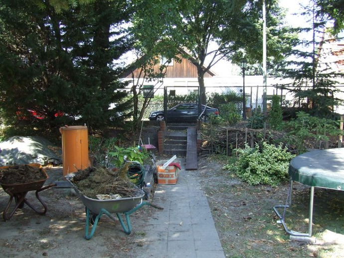 Urban Permaculture Transformation 06