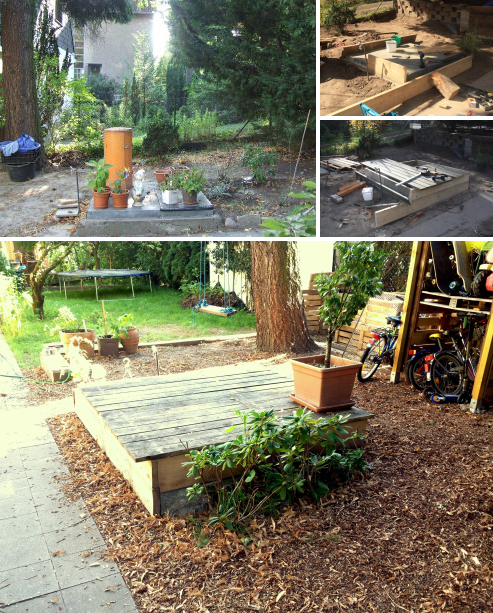 Urban Permaculture Transformation 10