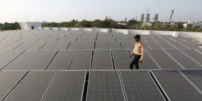 Single Rooftop Solar Power Plant with capacity of 11.5 MW: Huffington Post