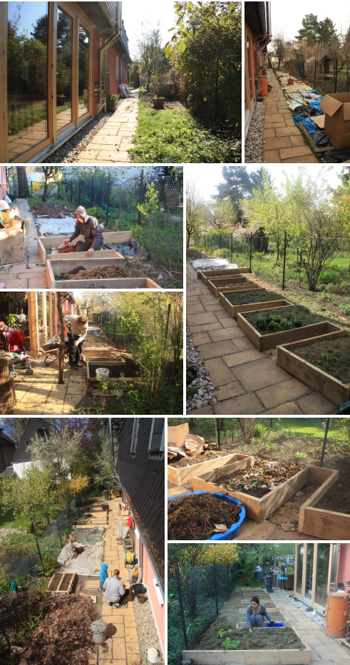 Urban Permaculture Transformation 28