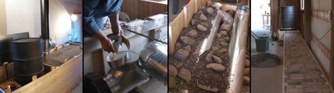 DIY Rocket Mass Heater Videos 04