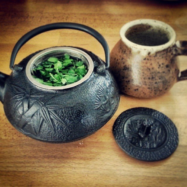 Holy Basil Tea (Courtesy of urbanfoodwarrior)