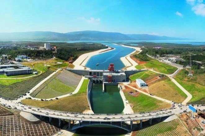South–North Water Transfer Project: Nsbdgc: CC 4.0
