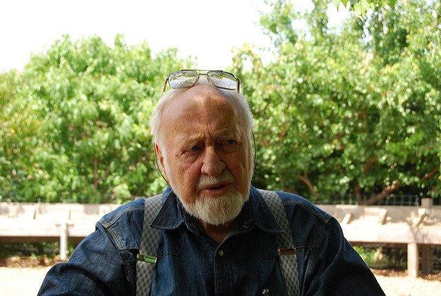 Bill Mollison (Courtesy of Nicolás Boullosa)