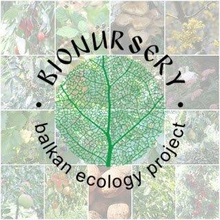 Balkan Ecology Project Bio-Nursery
