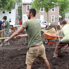 Installing an Urban Food Forest feat