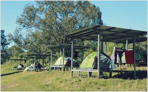 Permaculture-Camping