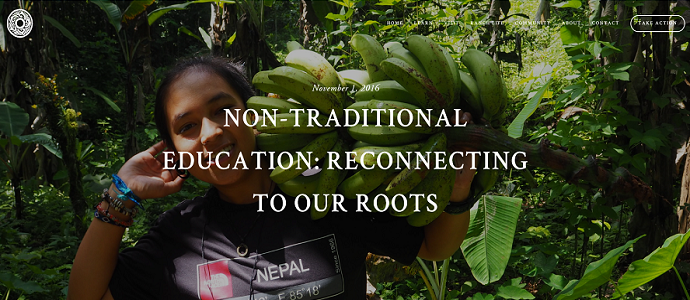 Reconnecting to our Roots feat