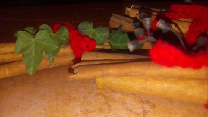 Cinnamon Bundles. Image Courtesy Jonathon Engles.