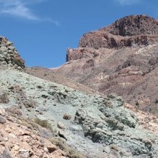phosphorus in the vein of teide