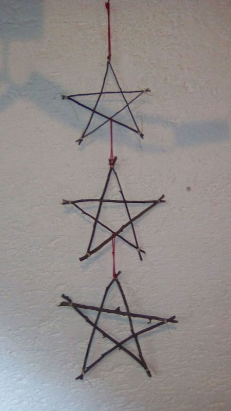 Stick Stars. Image Courtesy Jonathon Engles.