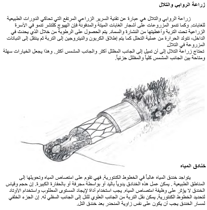 The Permaculture Student 1 eBook Arabic 04