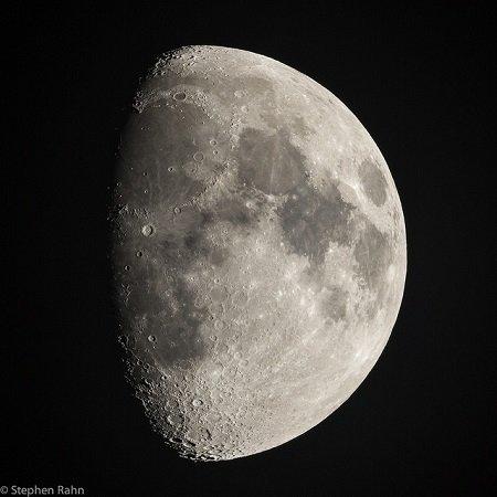 Waxing Moon (Stephen Rahn)