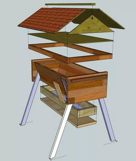 Figure 1 - My Topbar design