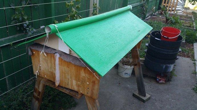 Figure 2 - My topbar hive