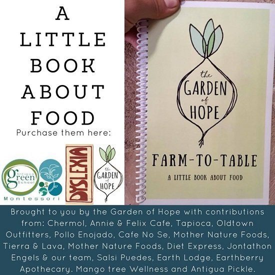 A Little Book about Food, Courtesy of Claire Henkel