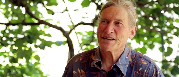 Photo of Permaculture Co-founder Honored at Milestone Event