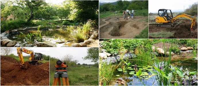 Photo of Small Pond Installations for Irrigation and Wildlife – Part 1