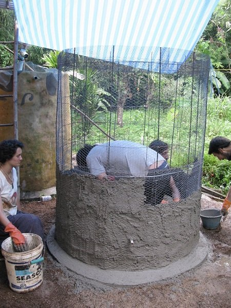 Nearly all land-based projects have a need for water storage in tanks and ferro-cement offers a long-term pragmatic solution  sc 1 st  Permaculture Research Institute & Ferro-cement Water Tanks an Affordable DIY Solution - The ...