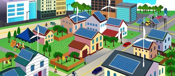 Green homes towards energy efficient housing the for Energy efficient green homes