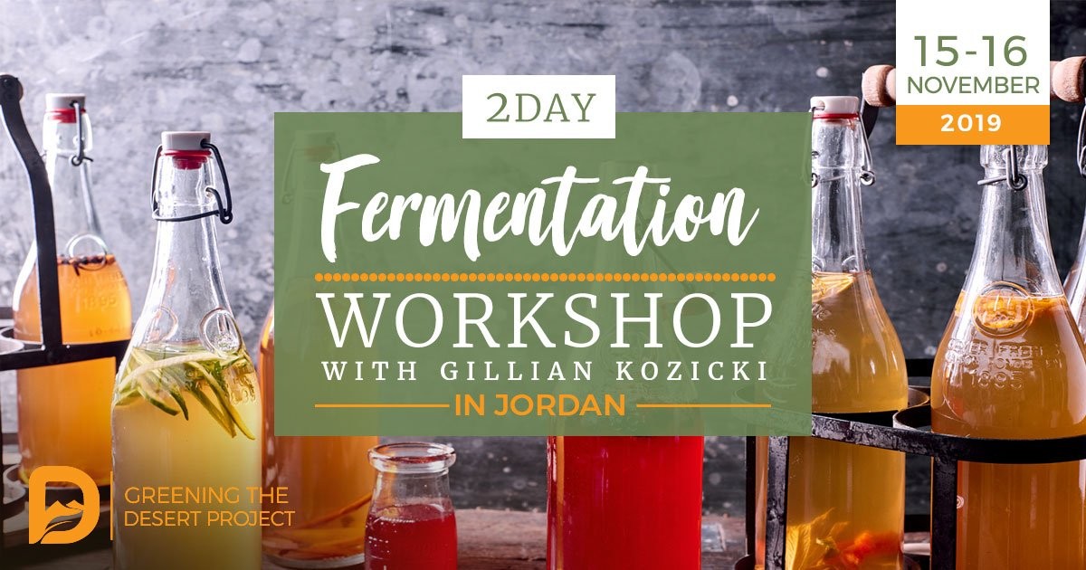 2 day Fermentation Workshop