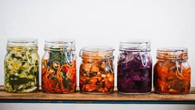 Photo of 5 Ways to Get Probiotics While on a Plant-Based Diet