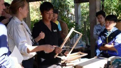 Photo of A Look at Traditional Asian Beekeeping Methods