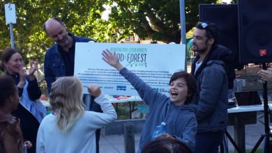 Photo of First Community Food Forest in the City of Melbourne
