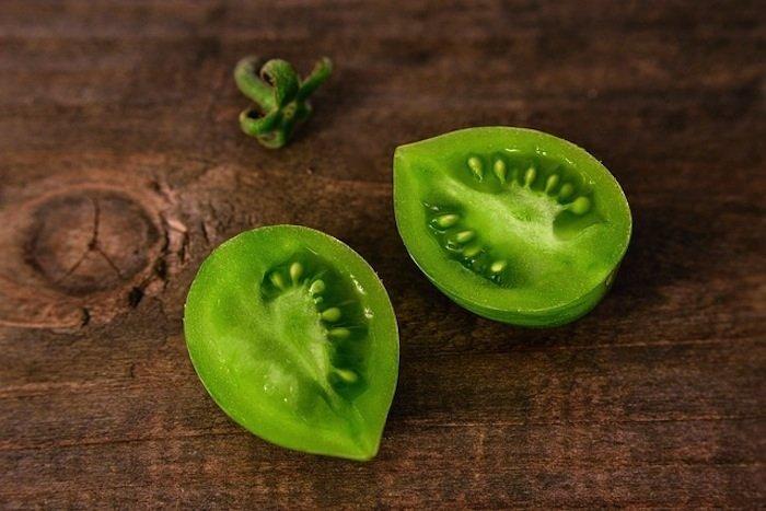 Common Crop - Green Tomato